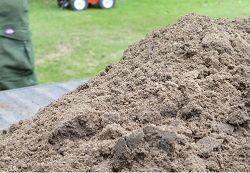 Sand based Topdressing for Lawns | LawnDressing