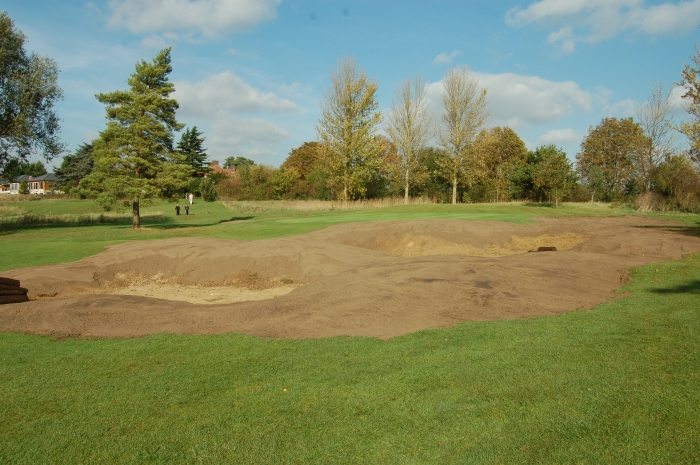 Golf International Magazine; Selecting the Right Topsoil for Bunker Renovation