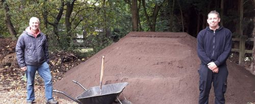"British Sugar TOPSOIL donates Hort Loam to ""Up the Garden Bath"" charity challenge"