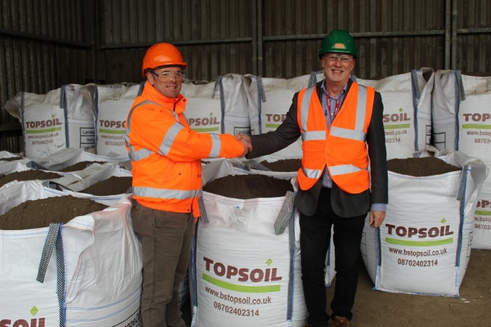 British Sugar TOPSOIL partners with Perennial to boost charity funds