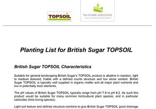 TOPSOIL Technical Download