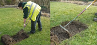 Planting & Turfing - Part 3